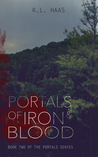 Portals of Iron and Blood (The Alonthiel Chronicles, #2)