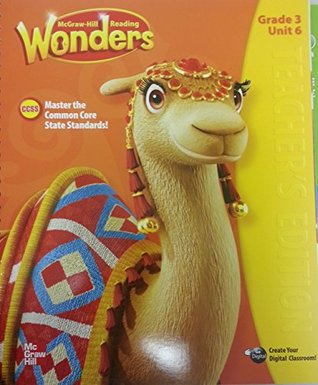 Teacher's Edition, Wonders, Mcgraw-Hill Reading, Grade K, Unit 3