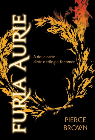 Furia aurie by Pierce Brown