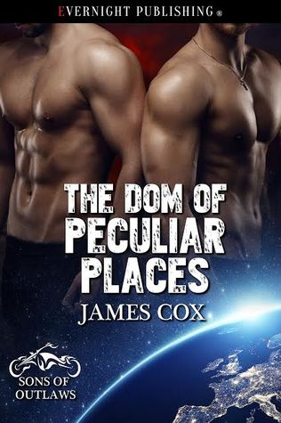 book cover dom of peculiar places
