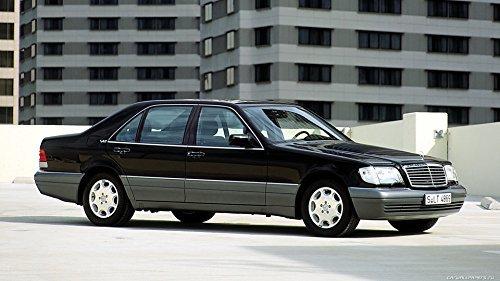 Mercedes Benz W140 - Class S (1991/1999) - 300 SE/400 SE/500 SEL - Owner manual