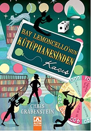 Bay Lemoncellonun Kutuphanesinden Kacis(Mr. Lemoncellos Library 1)