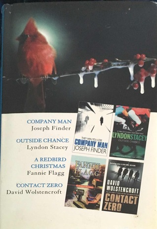 Reader's Digest Select Editions: Company Man / Outside Change / A Redbird Christmas / Contact Zero