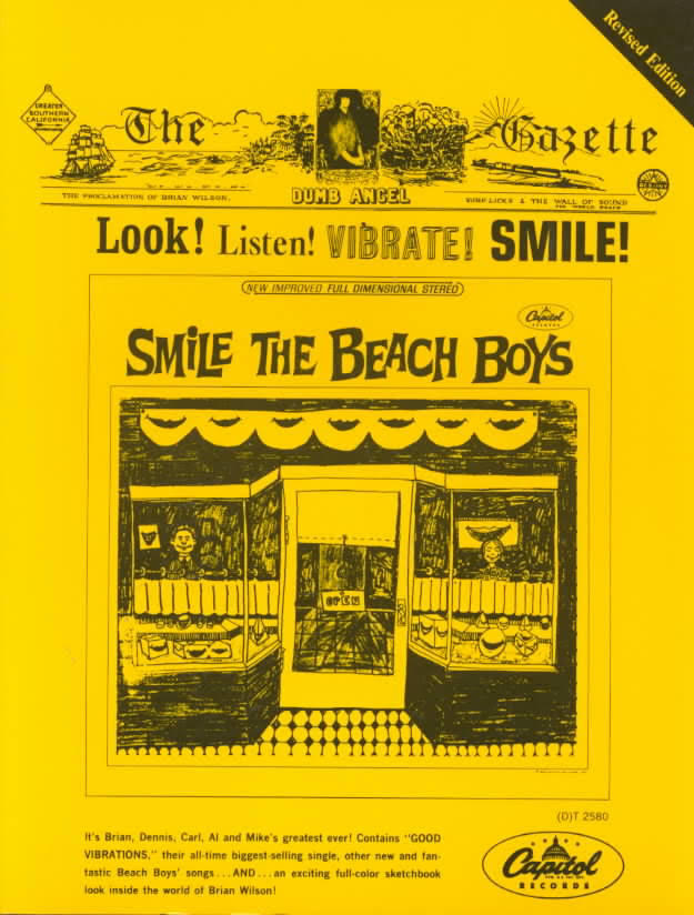 Look! Listen! Vibrate! Smile!