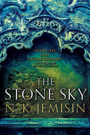 The Stone Sky by N.K. Jemisin