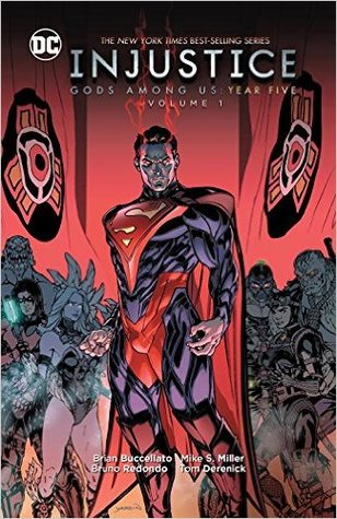 Injustice: Gods Among Us: Year Five, Vol. 1