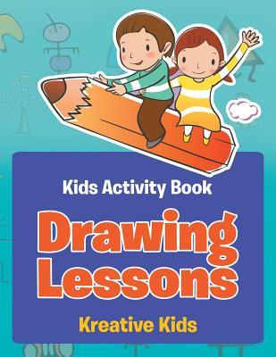 Drawing Lessons - Kids Activity Book
