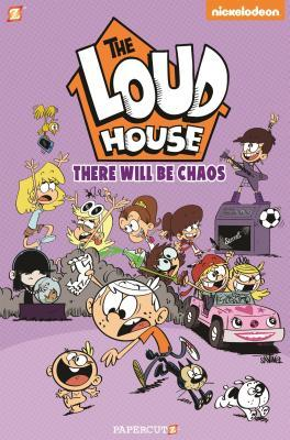 The loud house 1 there will be chaos by the loud house creative team 31451141 fandeluxe Choice Image