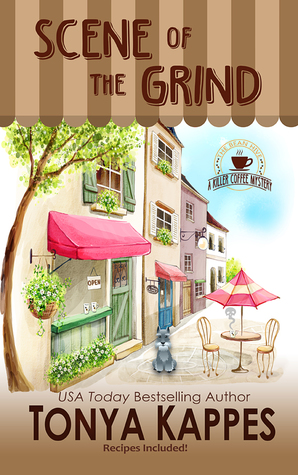cover Scene of the Grind