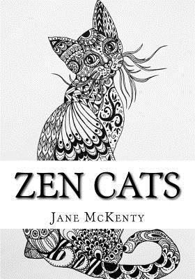 Zen Cats: Drawing Amazing Zen Doodle Cats