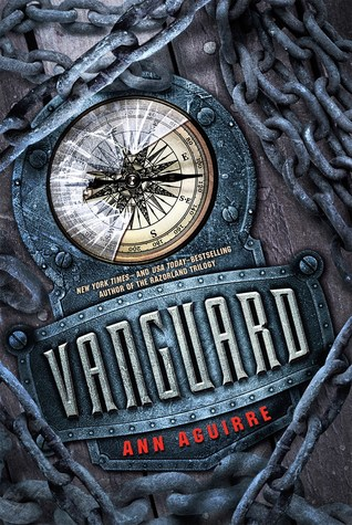 Review: Vanguard by Ann Aguirre