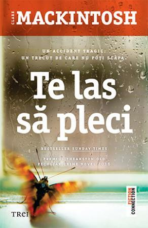Te las să pleci by Clare Mackintosh