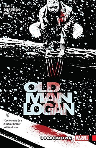 Wolverine: Old Man Logan, Vol. 2: Bordertown