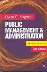 Public Management & Administration An Introduction