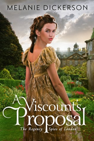 A Viscount's Proposal (The Regency Spies of London #2)