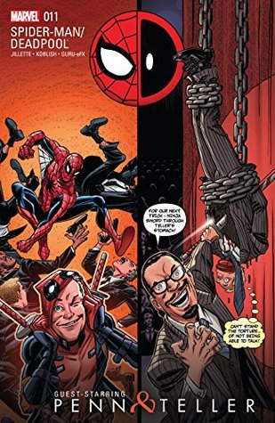 Spider-Man/Deadpool (2016-) 11