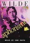 Aphorismes by Oscar Wilde