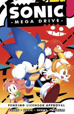 Sonic: Mega Drive [Graphic Novel]