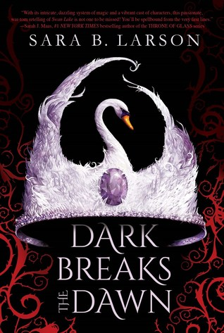 Review: Dark Breaks the Dawn by Sara B. Larson