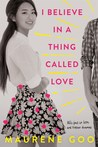 Book cover for I Believe in a Thing Called Love