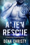 Alien Rescue (Latrothian Warrior, #2)