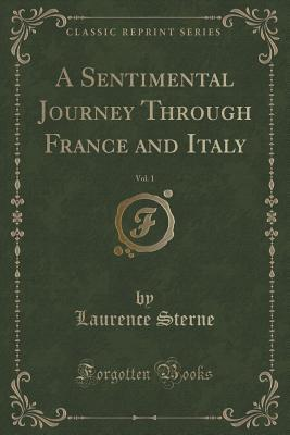 an analysis of the travel book called a sentimental journey by laurence sterne