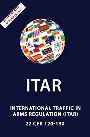 ITAR International Traffic In Arms Regulation
