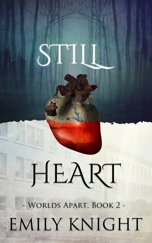Art Book Still Heart Worlds Apart Vampire Romance Book Two