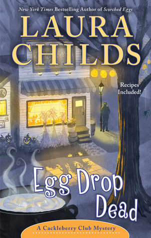 Egg Drop Dead (Crackleberry Club, #7)