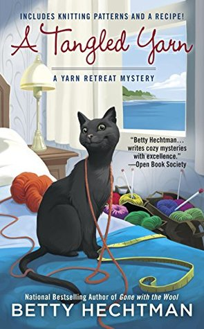 A Tangled Yarn (Yarn Retreat Mystery #5)