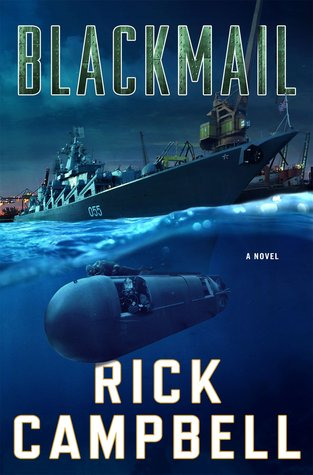 Blackmail (Trident Deception #4)