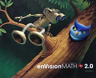 Texas - enVisionMATH 2.0 - Grade 1 - Volume 1