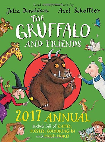 The Gruffalo and Friends Annual 2017