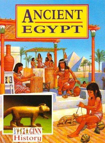 Ginn History Key Stage 2 Ancient Egypt Pupil's Textbook