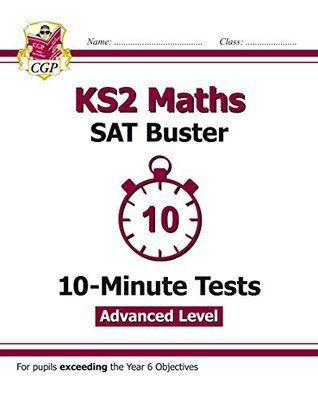 New KS2 Maths Targeted SAT Buster 10-Minute Tests - Advanced