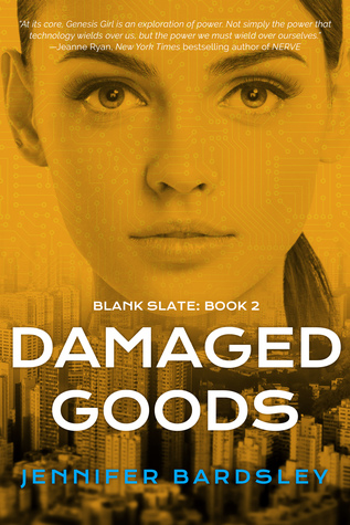 Damaged Goods (Blank Slate, #2)