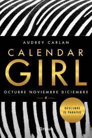 Calendar Girl 4: Octubre, Noviembre, Diciembre