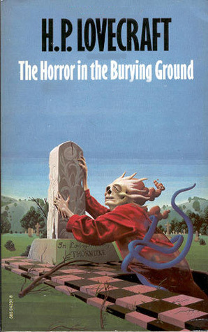 The Horror in the Burying-Ground