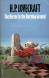 The Horror in the Burying-Ground cover