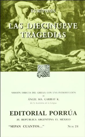 Las diecinueve tragedias (Sepan Cuantos # 024)