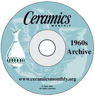 Ceramics Monthly 1960s Archive