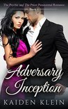 Adversary Inception The Psychic and The Priest Paranormal Romance Book Four