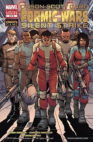 Formic Wars (Silent Strike, #3)