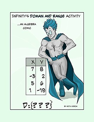 Infinity's Domain and Range Activity: ...An Algebra Comic