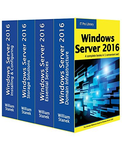 Windows Server 2016: IT Pro Library