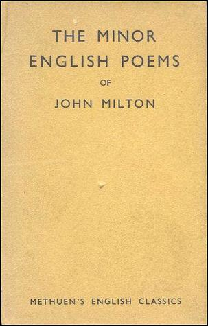 The Minor English Poems of John Milton