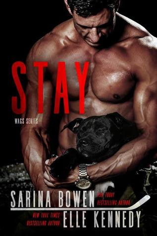 We can't wait for STAY by Sarina Bowen and Elle Kennedy! (with Giveaway)