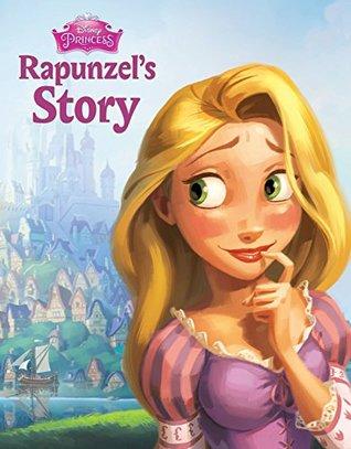 Tangled: Rapunzel's Story (Disney Storybook (eBook))