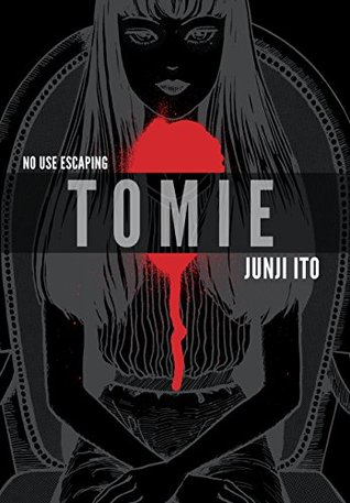 Tomie: Complete Deluxe Edition.