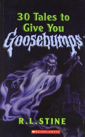 30 tales to give you goosebumps by rl stine fandeluxe Gallery